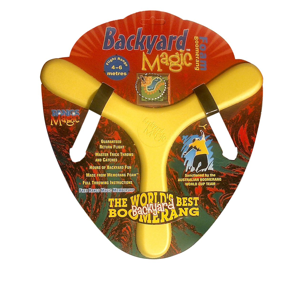 Backyard Magic Boomerang