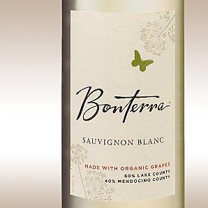 Bonterra Sauvignon Blanc 2008/09 Mendocino County, California, USA