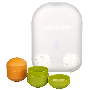 Concentrate Fruit Friendly Lunch Box