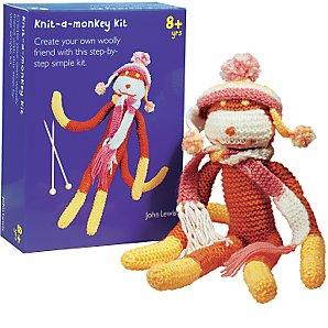 John Lewis Knit A Monkey