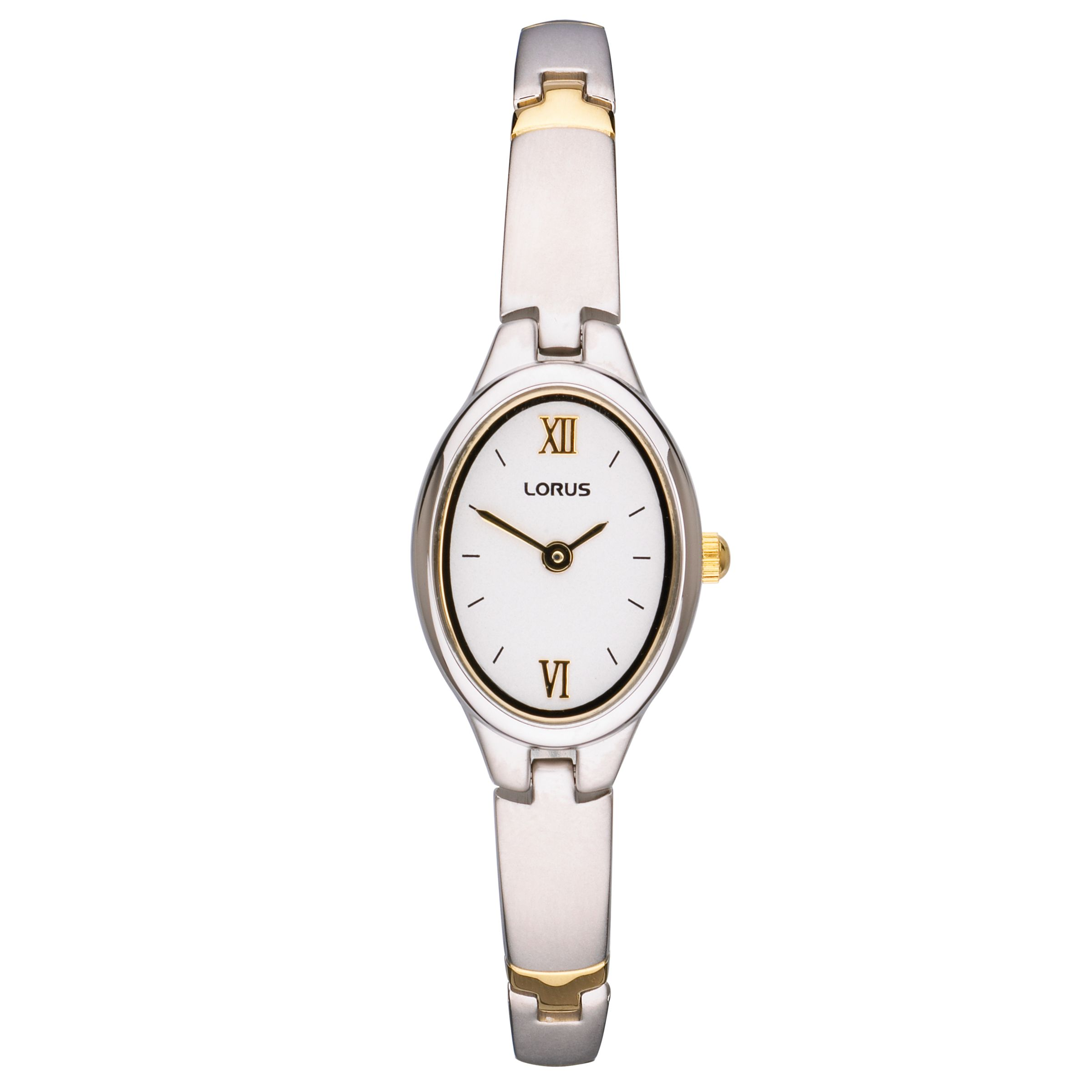 Lorus Two-Tone Women