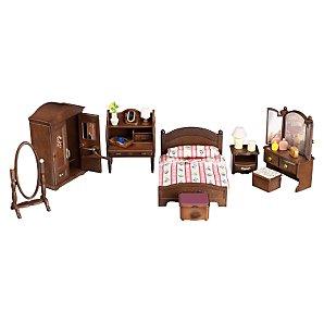 Sylvanian Families Luxury Master Bedroom Set