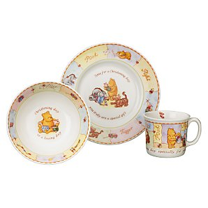 Royal Doulton Winnie the Pooh Christening Gift