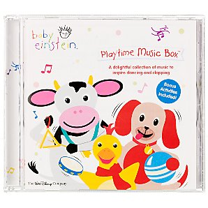 Playtime Music Box CD
