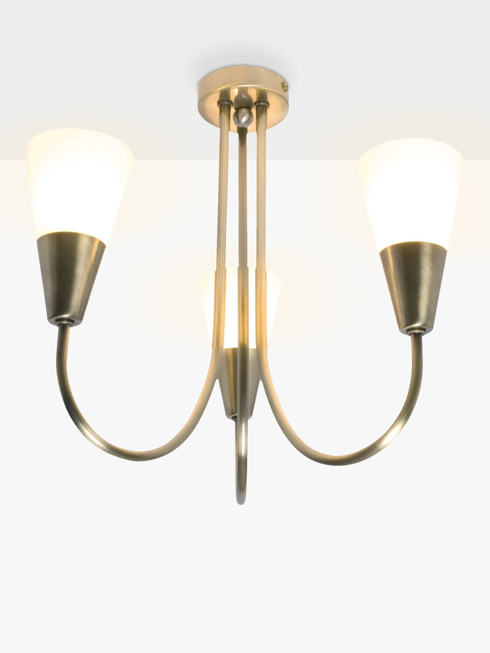 Ceiling Light Fittings At John Lewis : John lewis value lulu ceiling light arm review