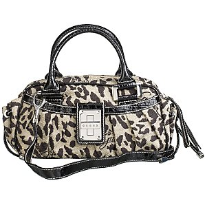 Guess Cheetah Printed Handbag