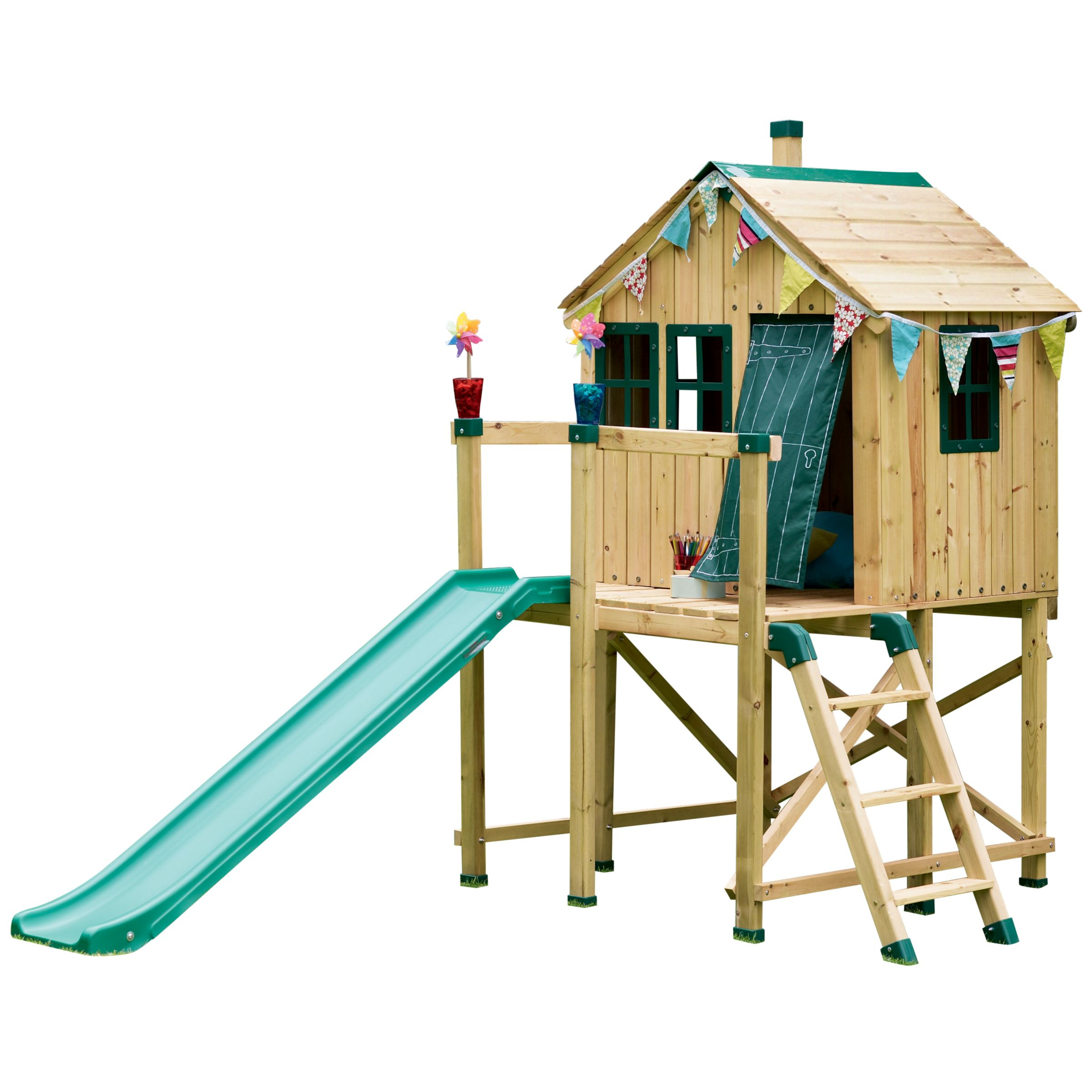 TP Forest Lodge Outdoor Playhouse