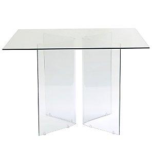 John Lewis Apollo Square Table, 110cm
