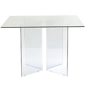 John Lewis Apollo Square Table, 130cm
