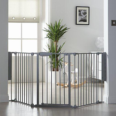 Lindam Safe And Secure Play Pen Room Divider And Fire
