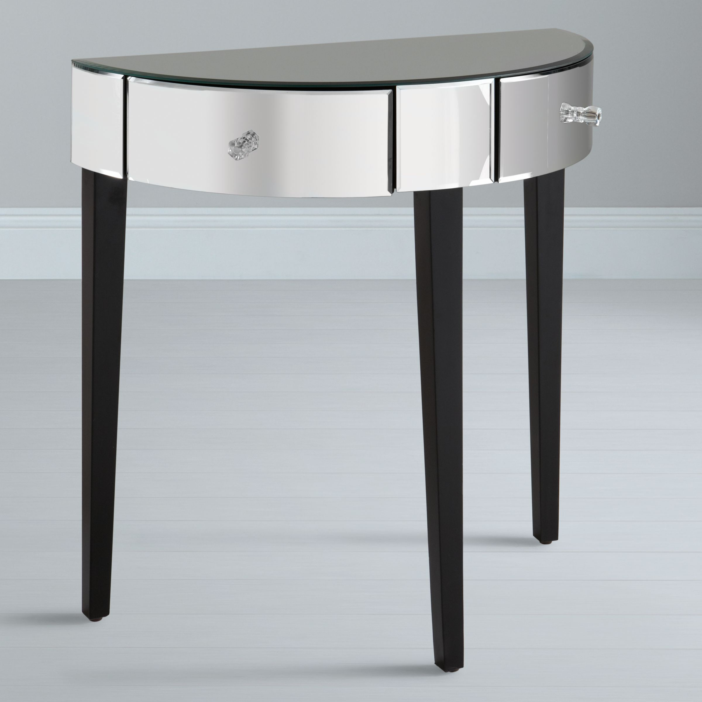 Johnlewis catalogue store shop online at johnlewis online john lewis astoria mirrored half moon console table at johnlewis geotapseo Image collections