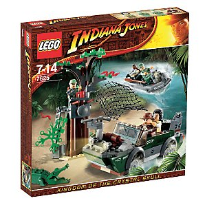 lego Indiana Jones River Chase