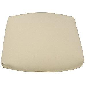 Veranda Seat Pad, Cream