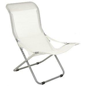 Fiesta Garden Chair, White