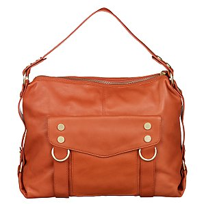 Ted Baker Lexa Handbag, Orange - John Lewis
