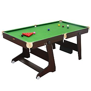 BCE 6ft Folding Snooker/Dart/Table Tennis Table product image
