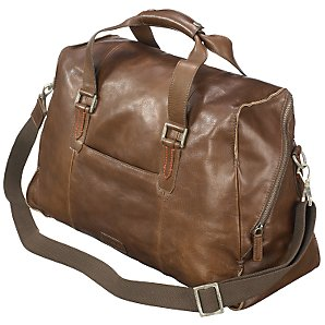 Hidesign Hunter Holdall, Brown