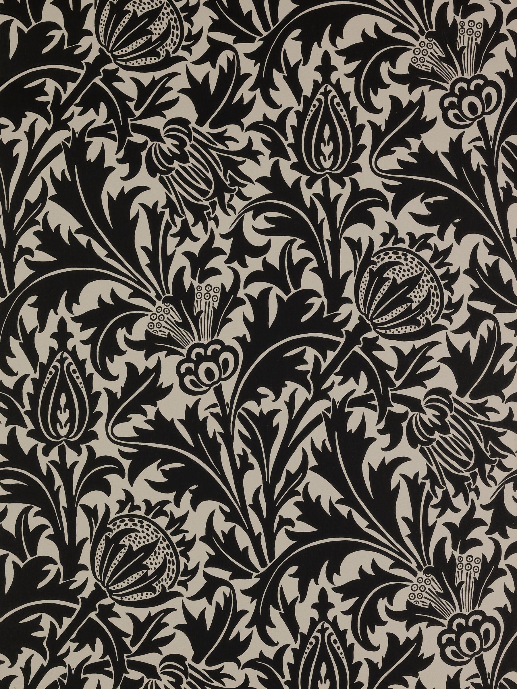 william morris wallpapers. Sanderson William Morris