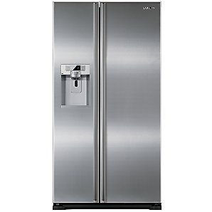 Samsung RSG5DURS Side by Side Fridge Freezer Stainless Steel