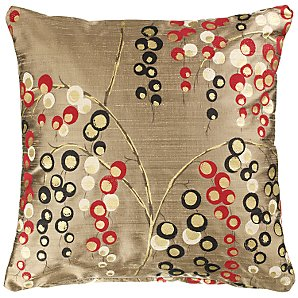Buy Iola Cushion, Champagne online at JohnLewis.com