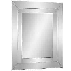 John Lewis Diplomat Mirror, Large, H117 x W91cm