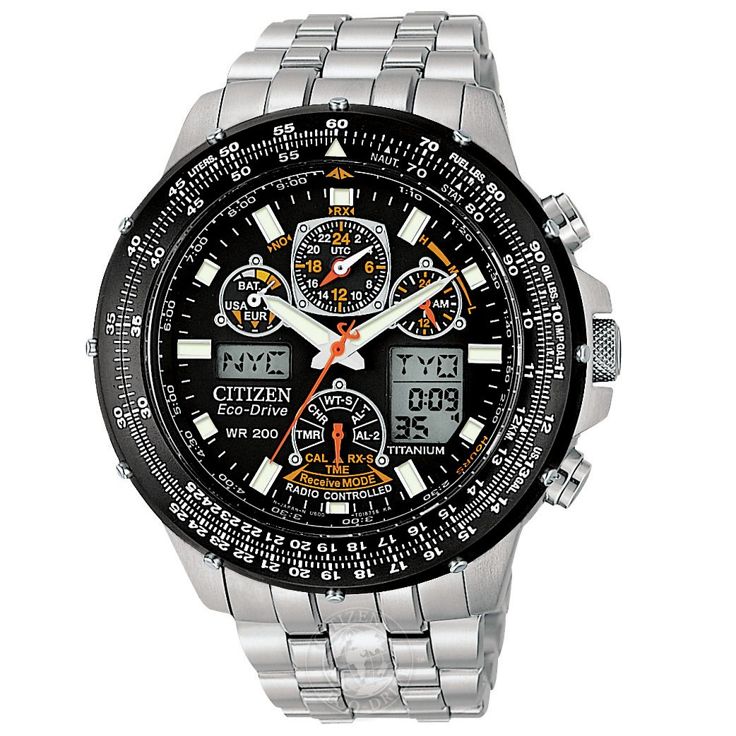 Citizen JY0010-50 Skyhawk Flight Chronograph Men