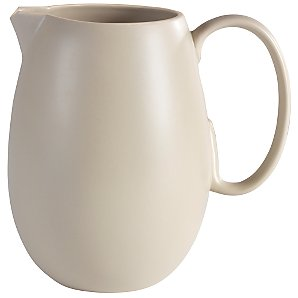 Vera Wang for Wedgwood Naturals Pitcher, Leaf