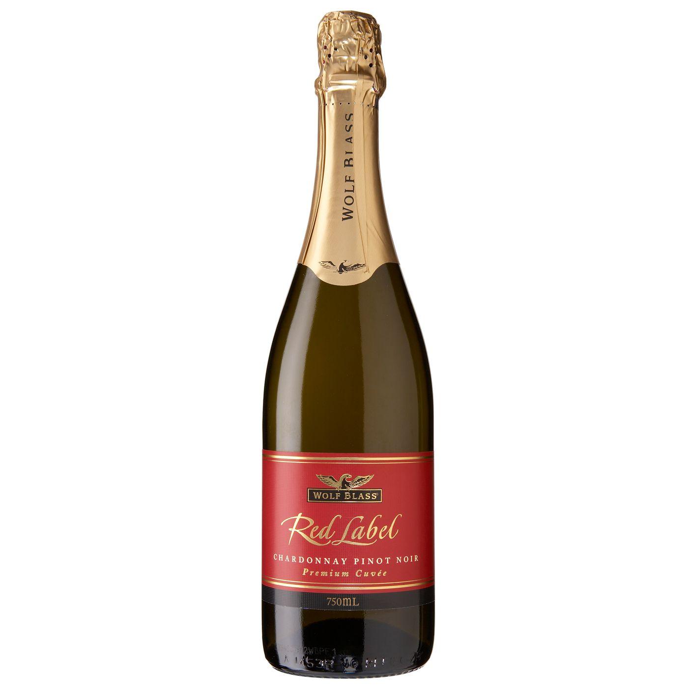 Wolf Blass Red Label Brut NV Australia, Sparkling Wine