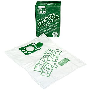Henry HEPA Vacuum Cleaner Bags, Pack of 10