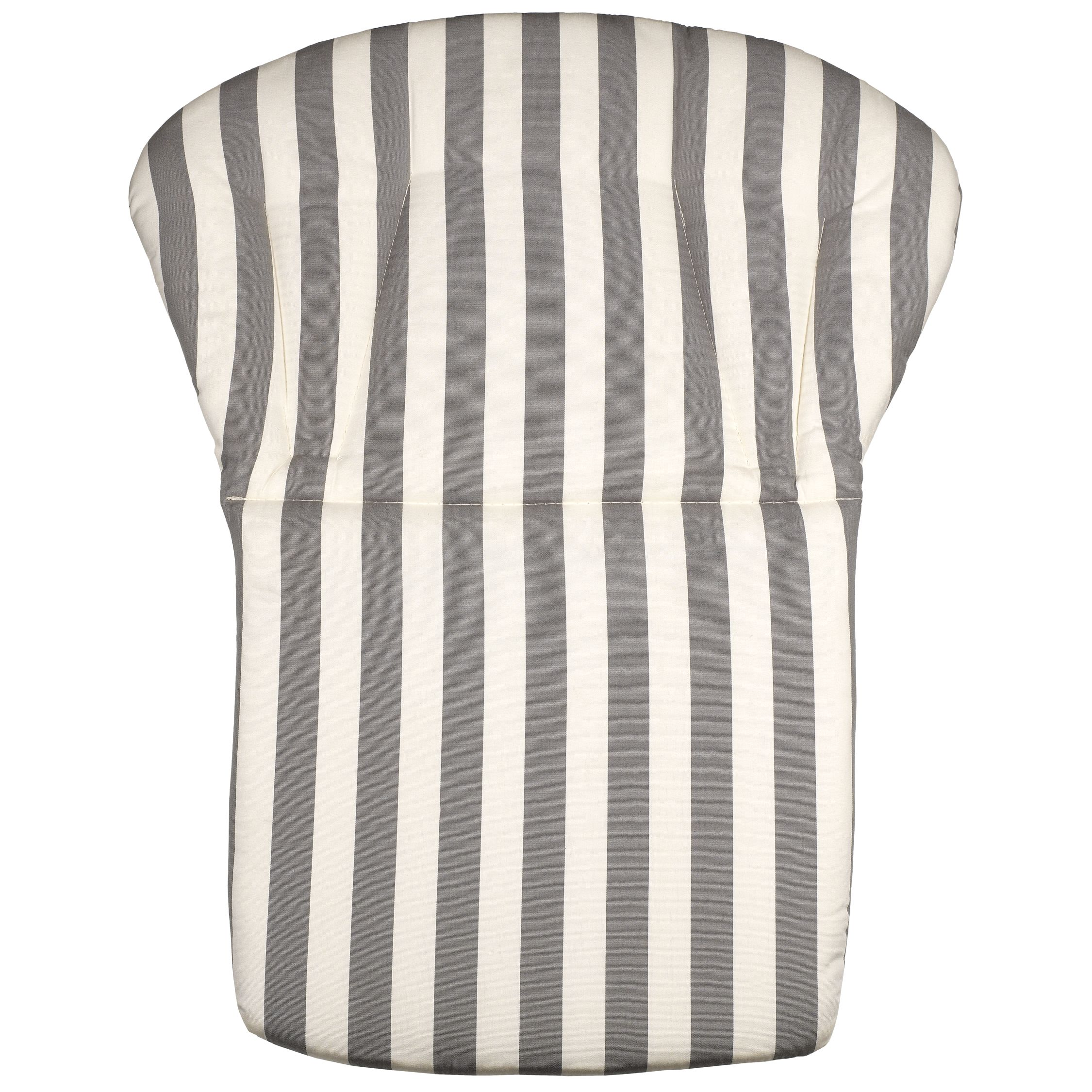 Royal Garden Elegance Chair Cushion, Stripe