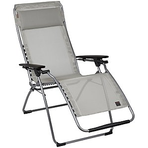 Futura Relaxer Chair, Charcoal, Extra Large