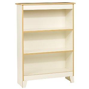 Nouveau Bookcase, Ivory