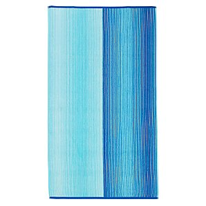 John Lewis Ombre Beach Towel, Blue