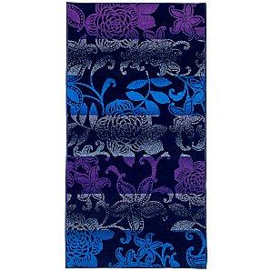 John Lewis Batik Beach Towel, Blue