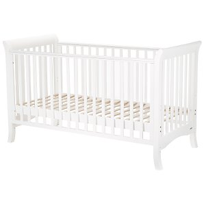 Broadway Cotbed, White