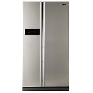 Samsung RSH1NBRS Side by Side Fridge Freezer Stainless Steel