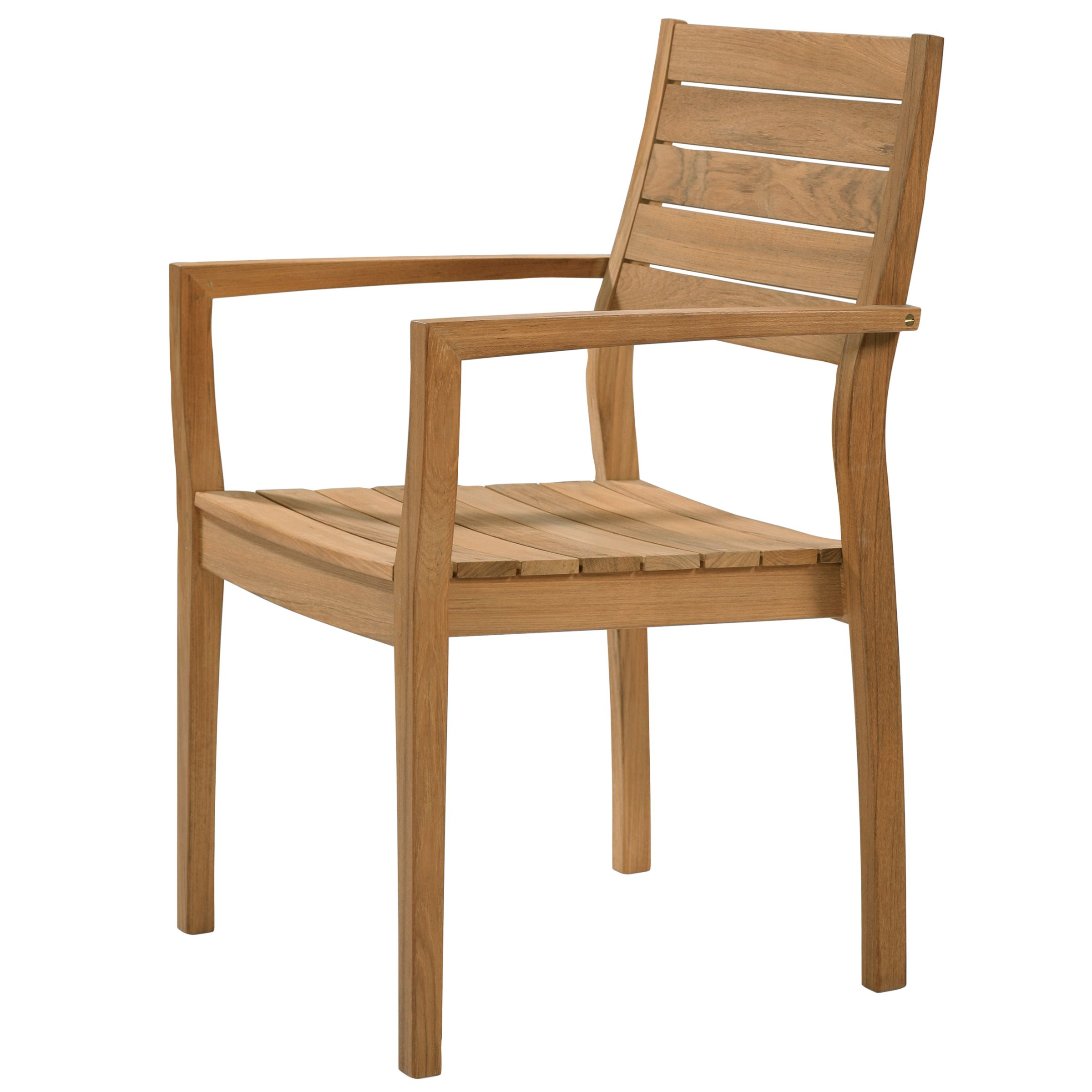 Barlow Tyrie Horizon Outdoor Stacking Chair