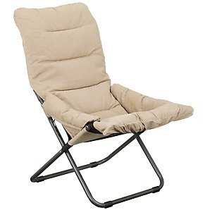Fiesta Soft Chair, Cement
