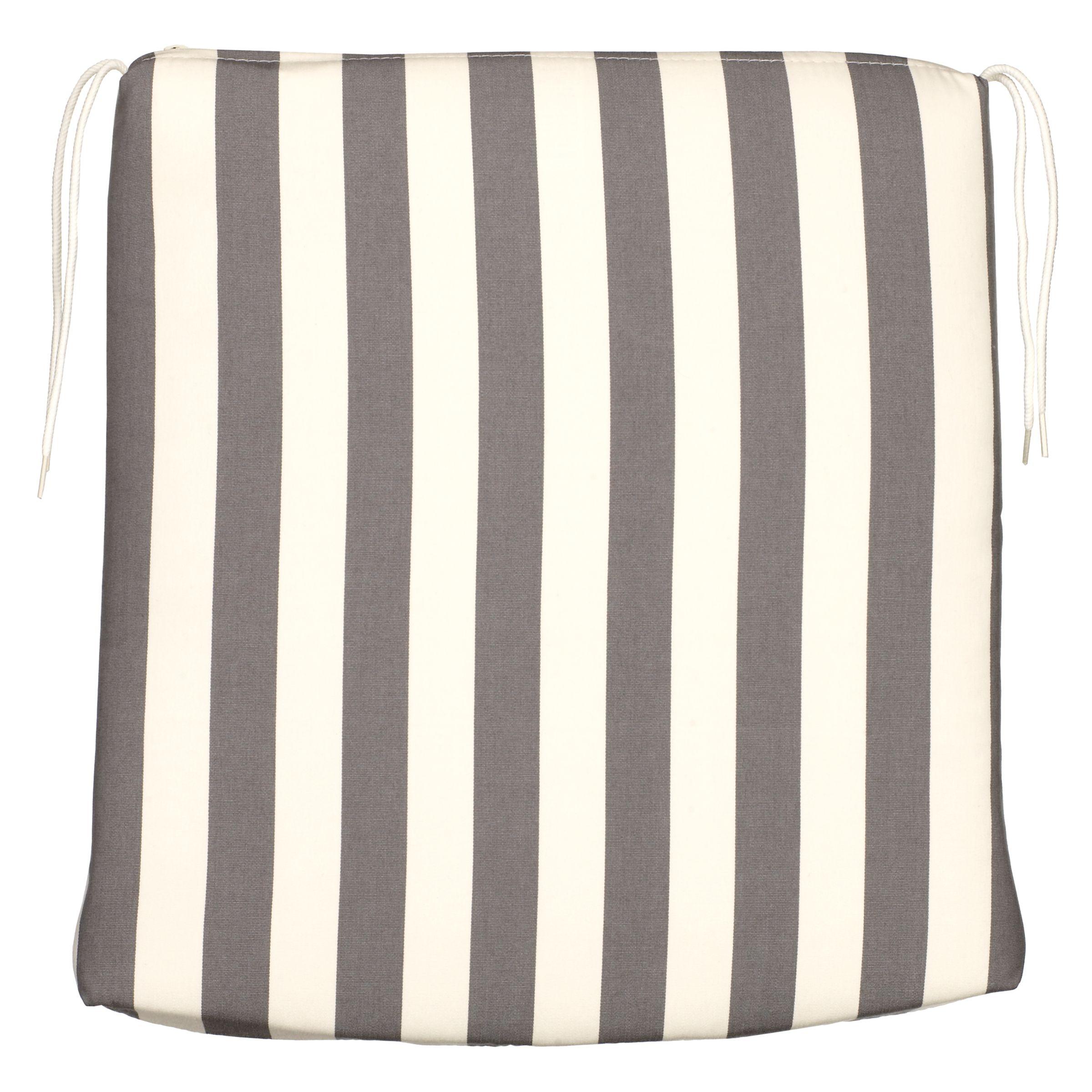 Royal Garden Classic Chair Cushion, Stripe