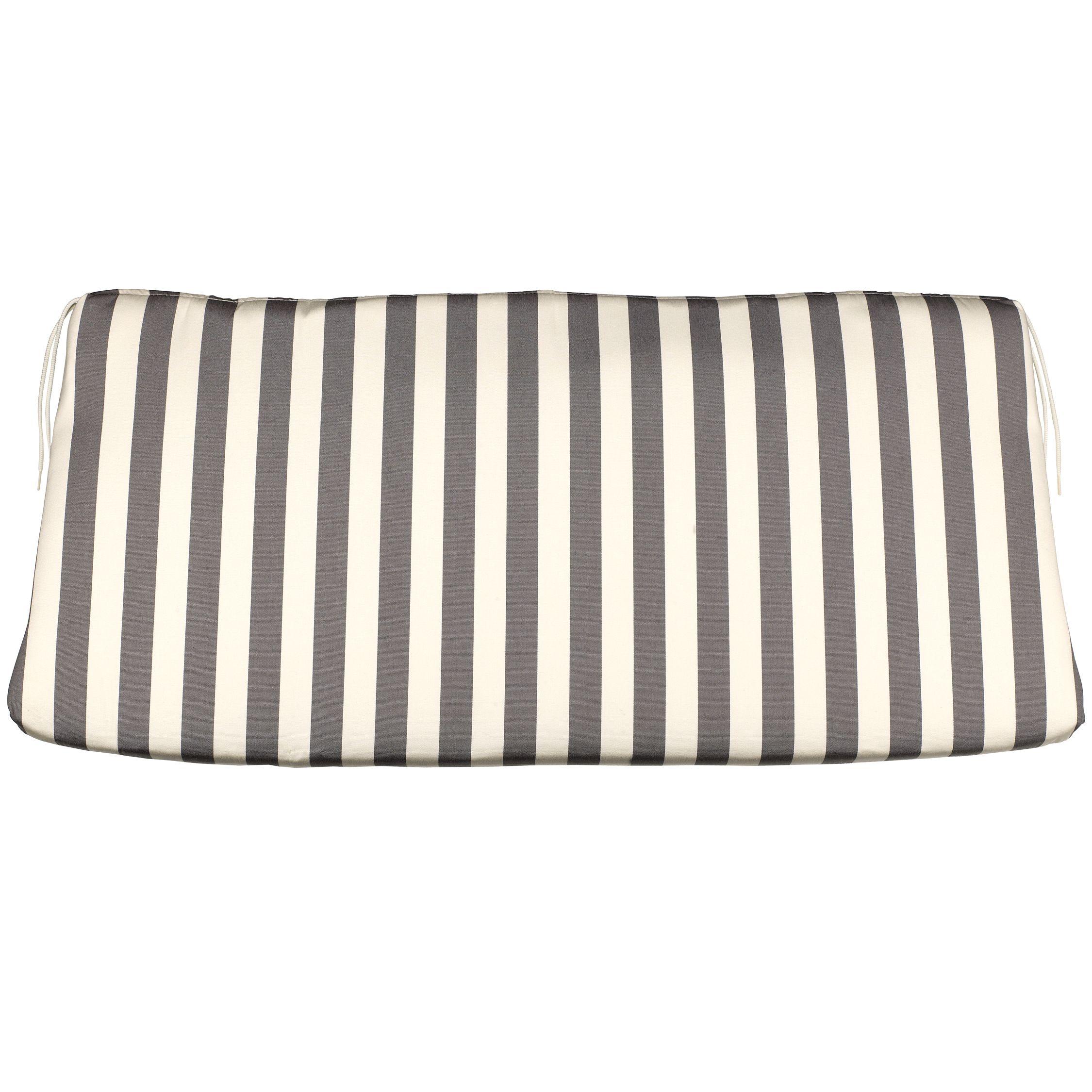 Royal Garden Classic Bench Cushion, Stripe