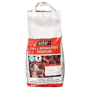 Weber Charcoal Briquettes, 3kg