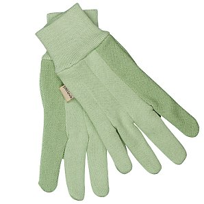 John Lewis Basic Glove, Lichen, Medium