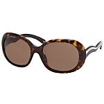 Prada Women's Wavy Arm Sunglasses