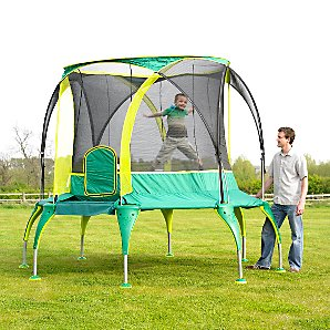 TP Toys TP989 Star Planet Mercury Trampoline, 10ft