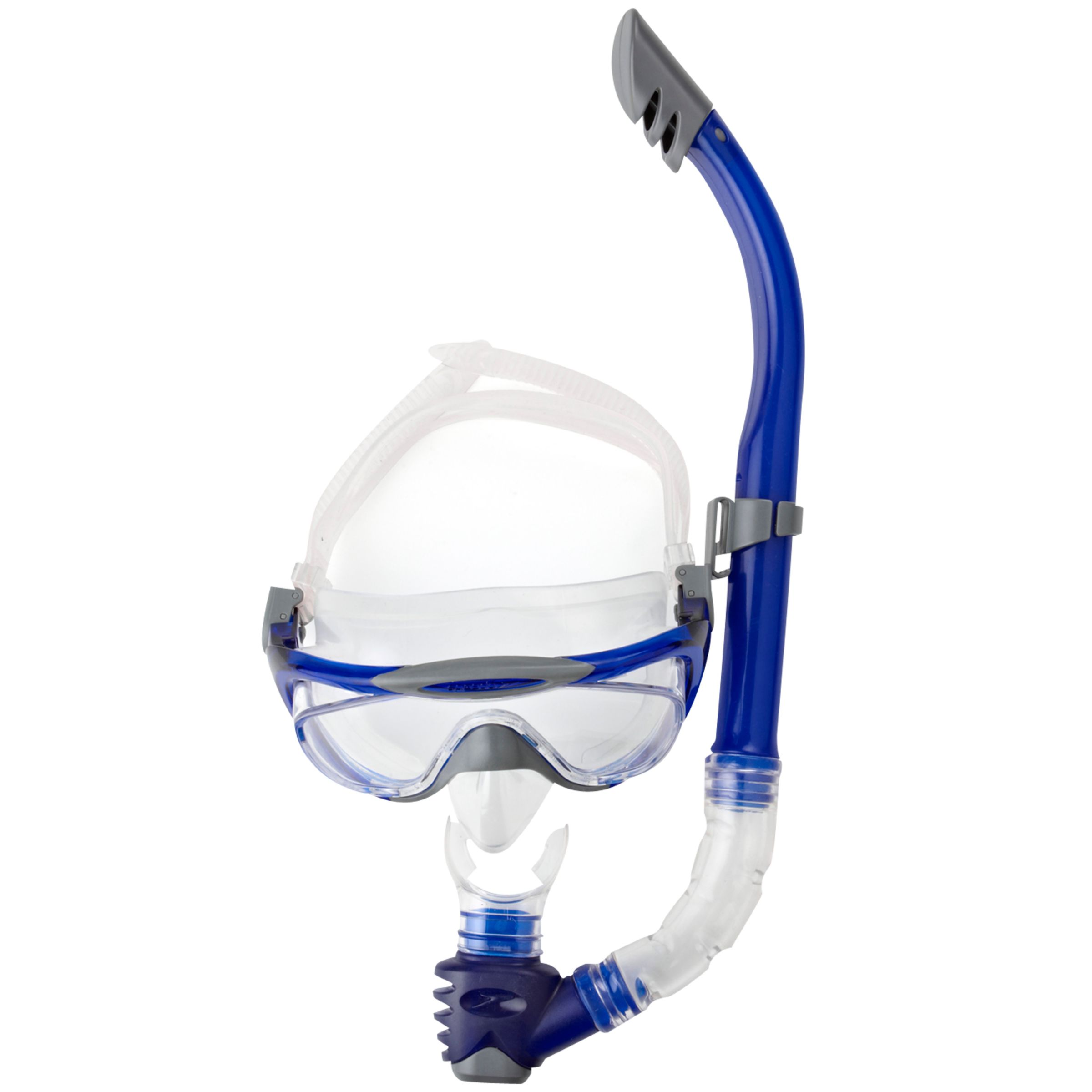Speedo Glide Mask & Snorkel Set, One Size