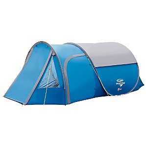 Gelert Quick Pitch Quest 2-Person Tent, Blue