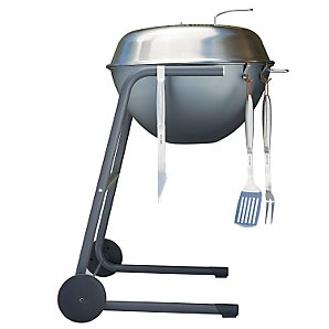 John Lewis 58cm Charcoal Kettle Barbecue JLK1