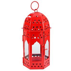 John Lewis Moroccan Lantern, Flame
