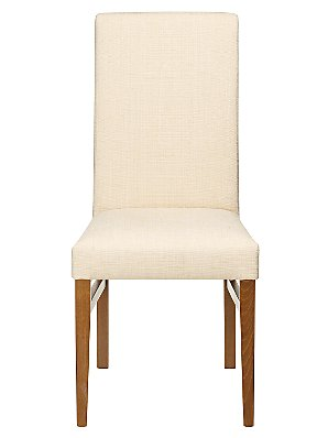 John Lewis Sumba Dining Chair, Beige Fabric