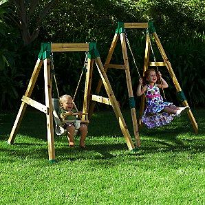 TP9 Forest Growable Acorn Swing Frame
